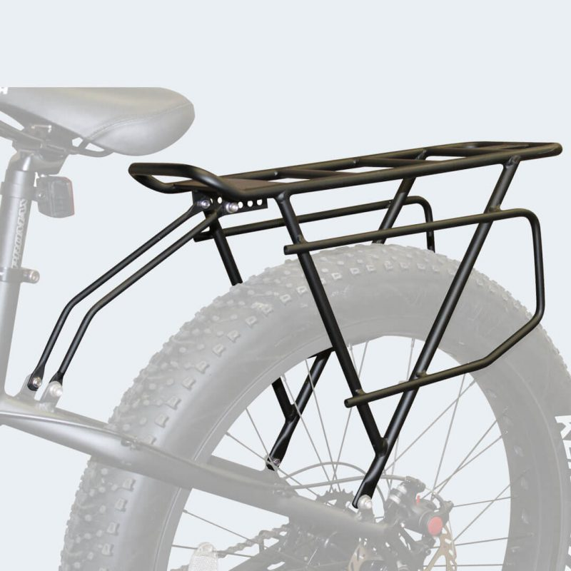 R150 Rear Extra Large Luggage Rack for Fat Tire e-Bikes by Rambo Bikes
