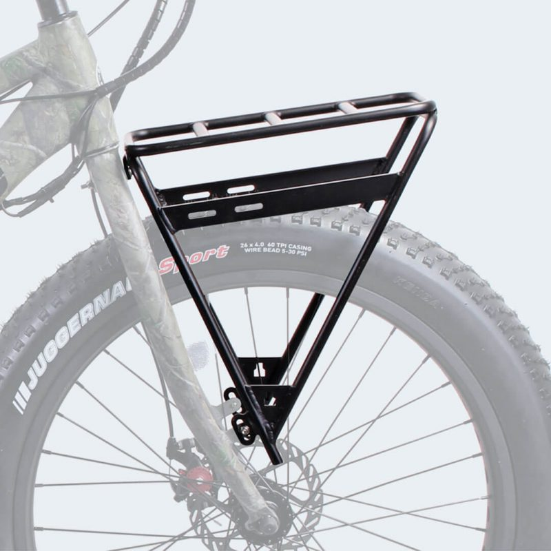R151 Front Luggage Rack for Fat Tire e-Bikes by Rambo Bikes