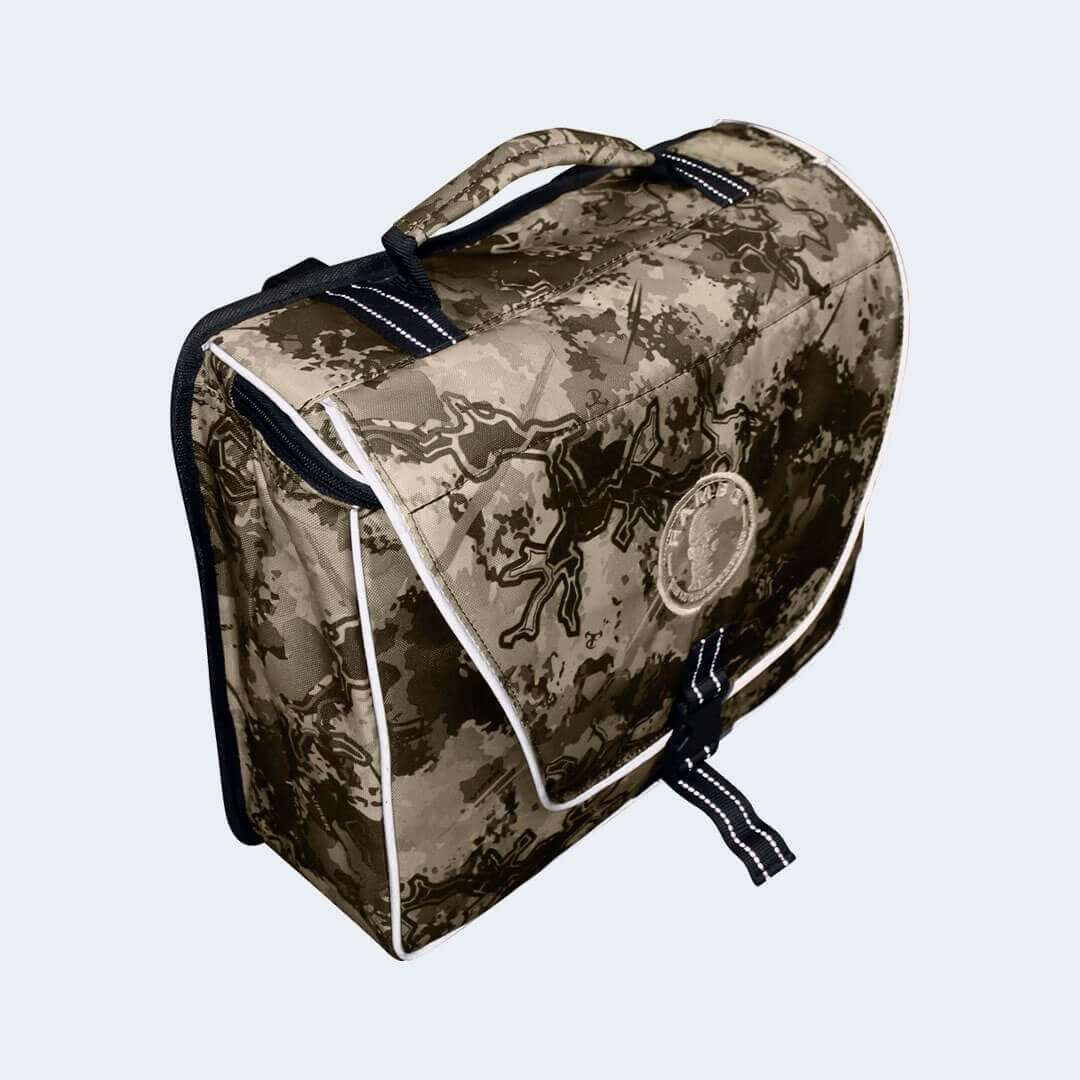 Western Camo Accessory Bag (Single) by Rambo Bikes