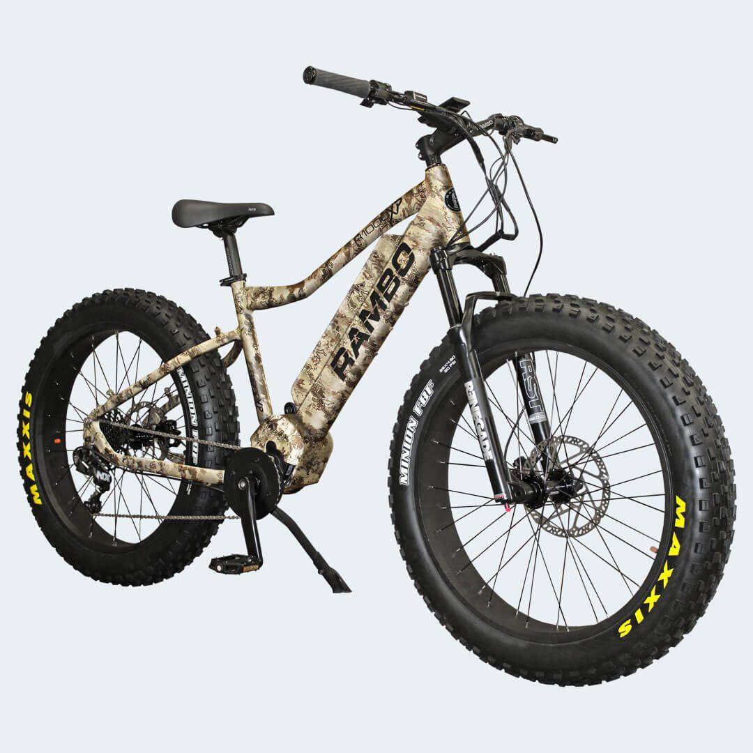 Rambo Bikes 2019 1000XPC Viper Western Camo eBike