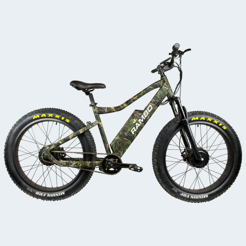 Rambo Krusader 500 2WD electric bike
