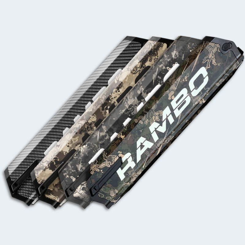 14.5 AH Battery for E-Bikes from Rambo Bikes